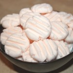 Buttercream Mints