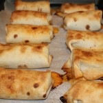 Pork & Green Chile Chimichangas