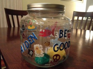 Be Good Jar