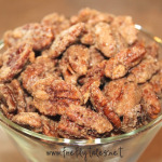 Cinnamon Sugar Pecans Recipe