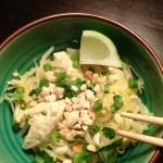 Protein Packed Spaghetti Squash Pad Thai Recipe