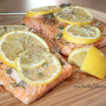 Best Baked Lemon & Dill Salmon Recipe