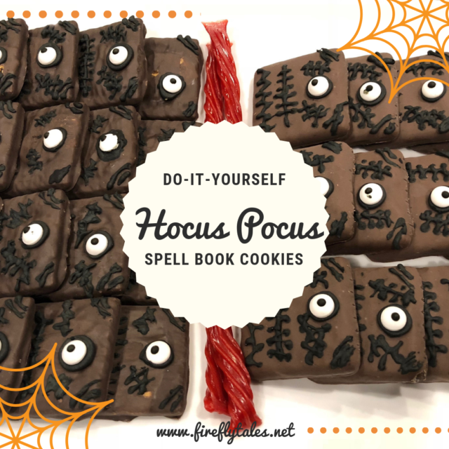 Do-it-Yourself Hocus Pocus Cookies | www.fireflytales.net