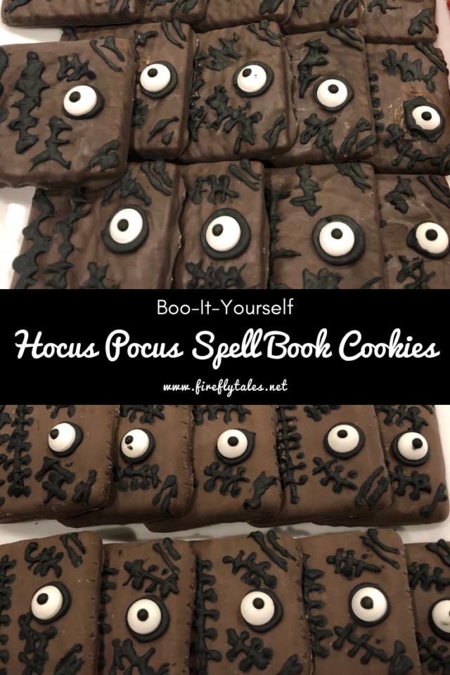 Hocus Pocus Cookies | www.fireflytales.net